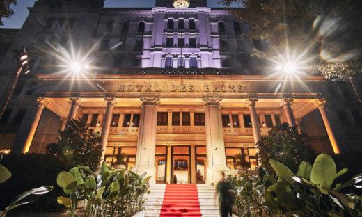 La Mostra del Cinema di Venezia riparte dall'hotel Des Bains del Lido