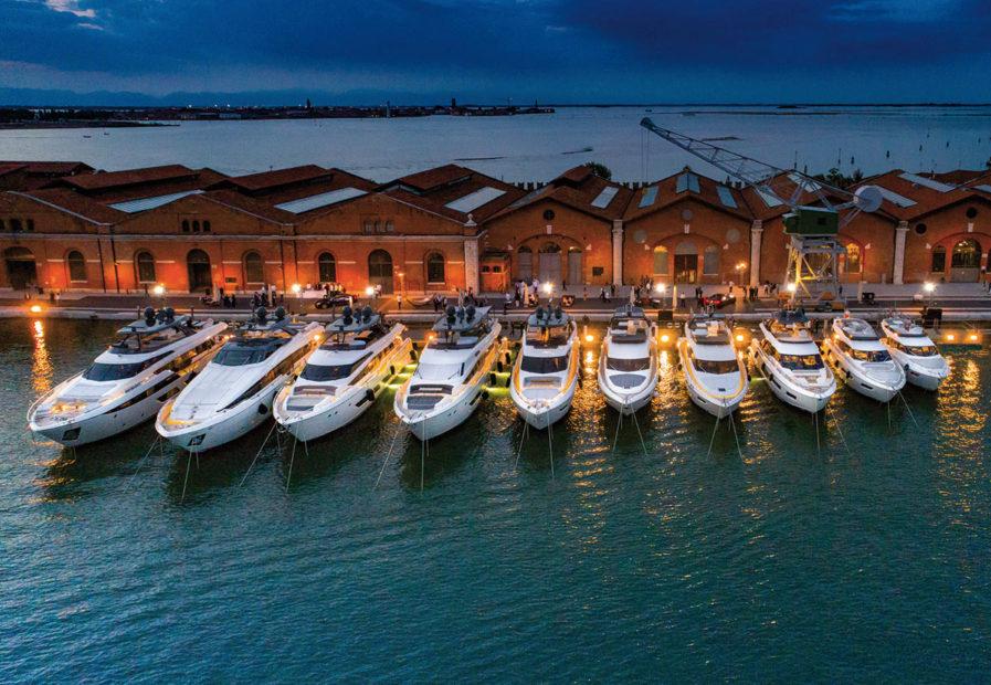Venezia e il mare:un Salone Nautico Internazionale all'Arsenale