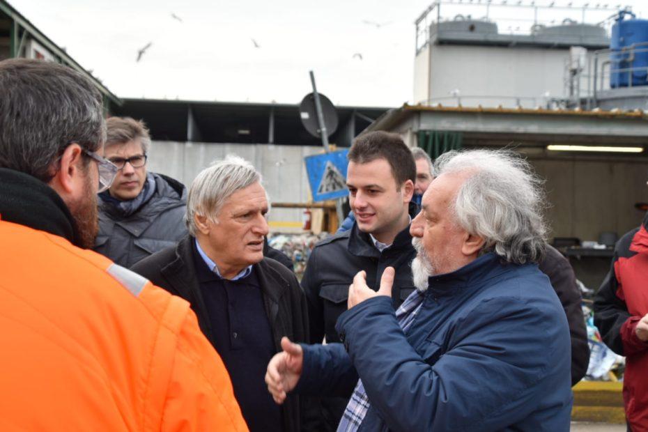 Don Ciotti a fianco del Comune di Venezia contro le mafie