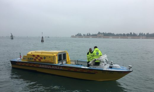 Venezia: due nuove idroambulanze, centro storico più tutelato