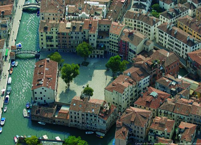 Veduta area del Ghetto ph. Davide Calimani