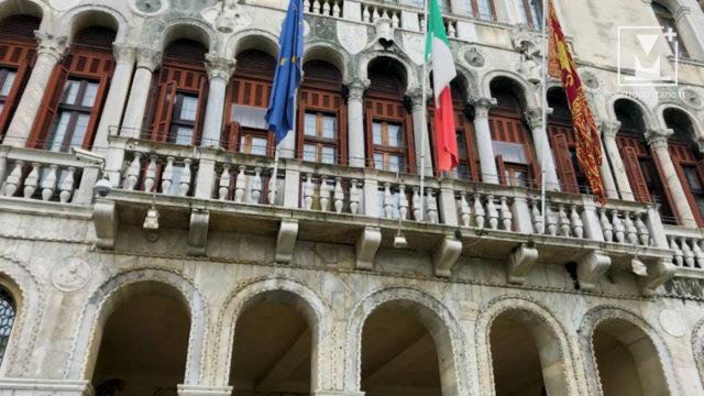 Ca' Farsetti comune di Venezia