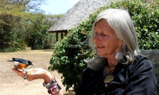 Kuki Gallmann, la scrittrice che difende l'ambiente