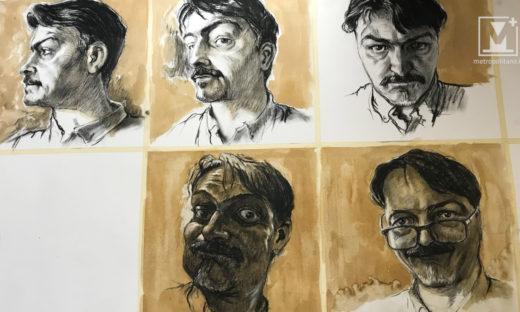 Popdimitrov, l'artista bulgaro nella tradizione veneziana