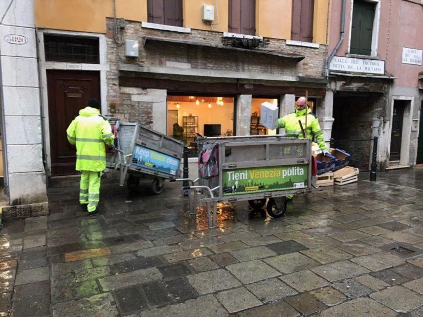 Sempre più differenziata: a marzo, Venezia al 62,4%