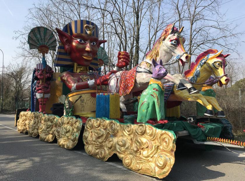 Carnevale:  sfilate di successo a Campalto, Marghera e Lido