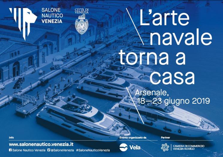 Salone Nautico di Venezia: l'arte navale torna a casa