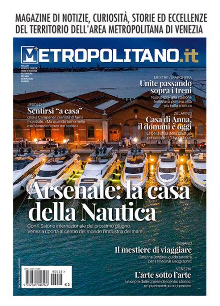 Locandina Metropolitano.it numero 18