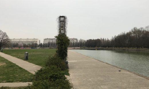 Una pista di pattinaggio coperta per il Parco Albanese alla Bissuola