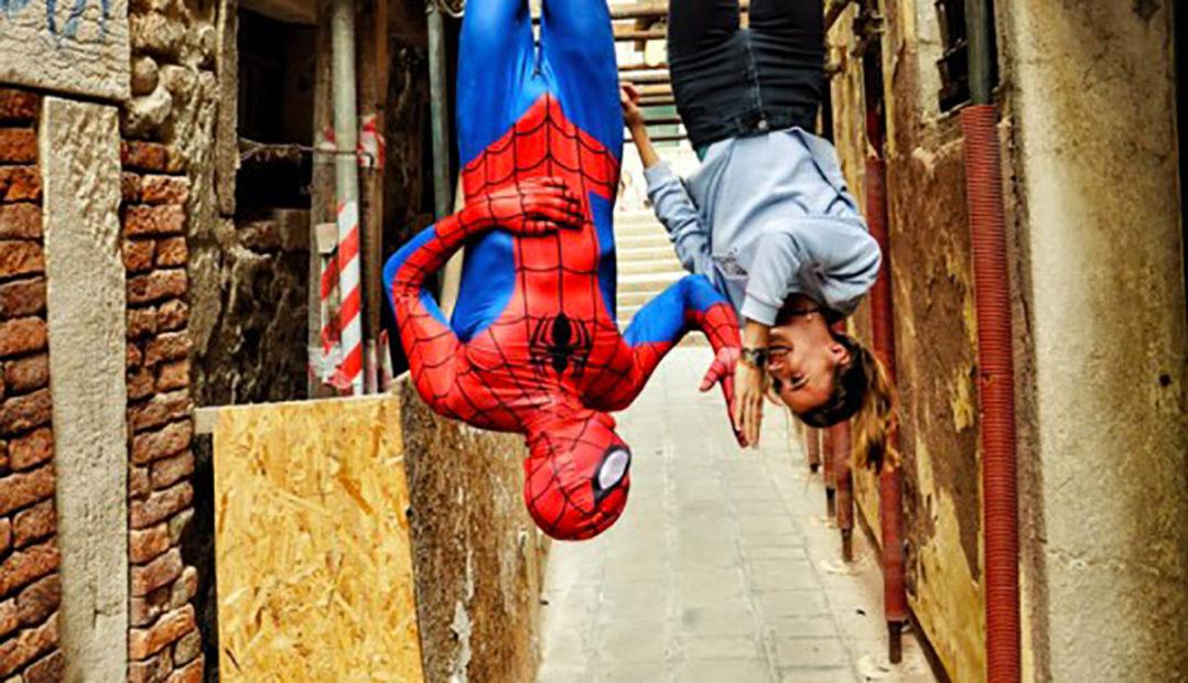 Chi si nasconde dietro la maschera di Spider-man?