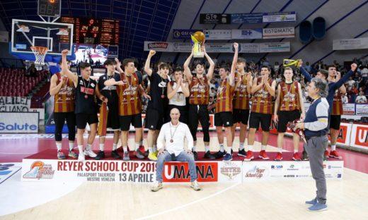 Reyer School Cup 2019: che festa, al Taliercio!