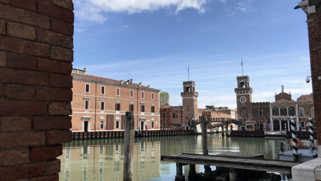 Alla scoperta dell'Arsenale di Venezia... giocando