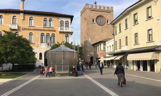 La Torre di Mestre aperta alla città