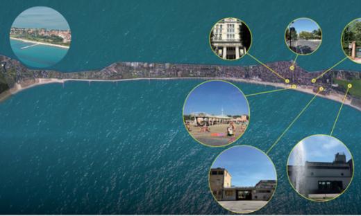 Lido di Venezia: è agli Alberoni la prima spiaggia a misura di Covid