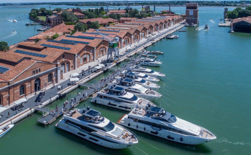 Salone Nautico 2021: all'Arsenale di Venezia si scaldano i motori
