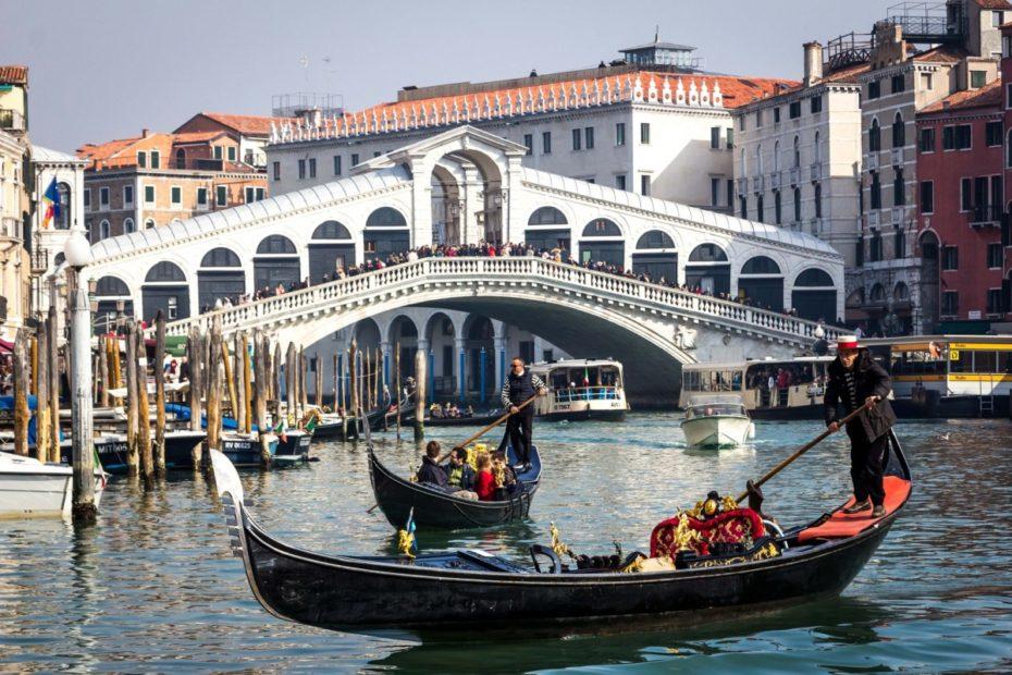 La Guide de Venise: l'antesignana delle brochure di marketing turistico