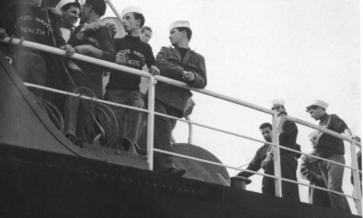 Gente di mare. La vocazione marittima dei giovani veneziani