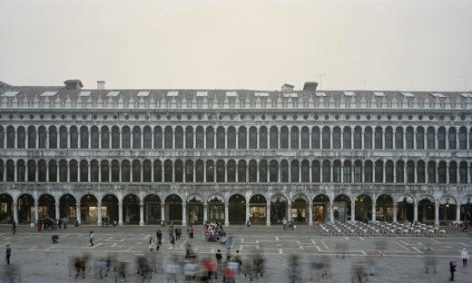 Procuratie Vecchie: torna il lavoro non turistico in Piazza San Marco
