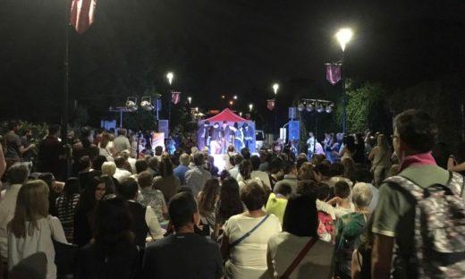 Notte Rosa: mercatini, musica e street food alla Gazzera