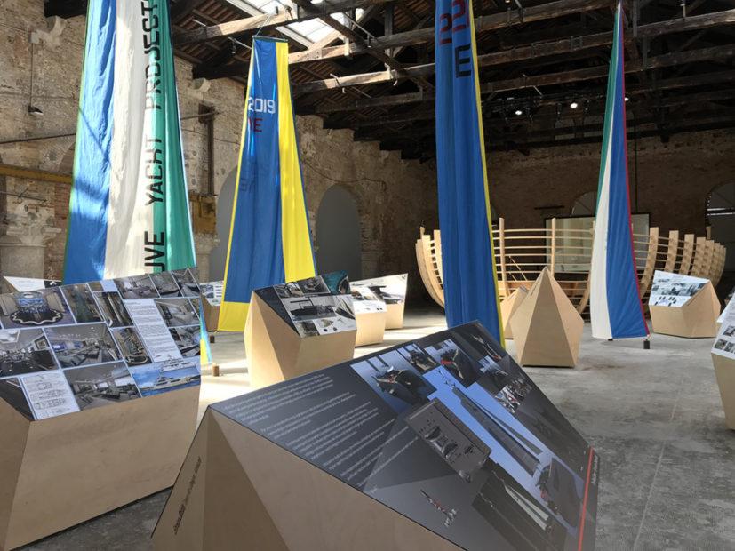 MUVE Yacht Projects: in mostra i migliori progetti del Concorso