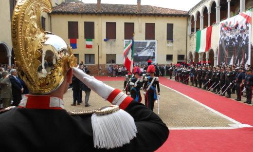 I 205 anni dell'Arma dei Carabinieri. Le celebrazioni a Venezia