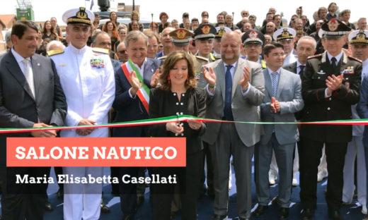 Salone Nautico. Presidente Casellati: Straordinaria occasione di sviluppo