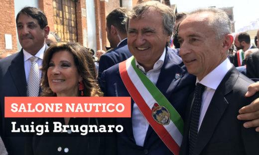 Dove la festa si incontra con la finanza: il sindaco Brugnaro inaugura il Salone Nautico di Venezia
