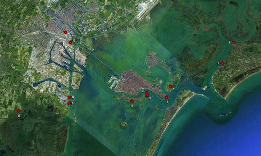 Darsene e marine: la comodità di arrivare in barca al Salone Nautico di Venezia