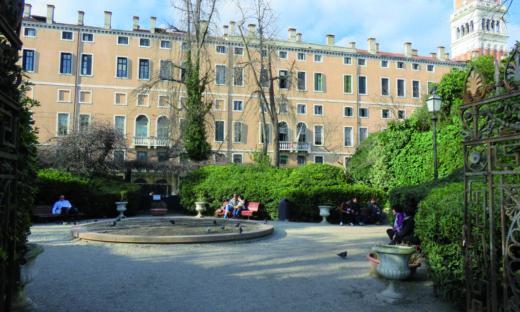 San Marco: Giardini Reali pronti per l'autunno