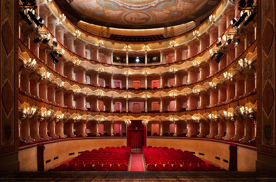 Il Teatro Comunale Mario Del Monaco a Treviso