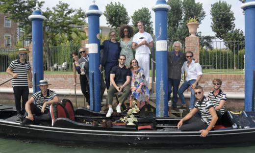 Maglie di lana: gondolieri di Venezia ecologici e premiati