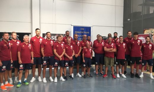 Basket: l'Umana Reyer riparte da Campione d'Italia!