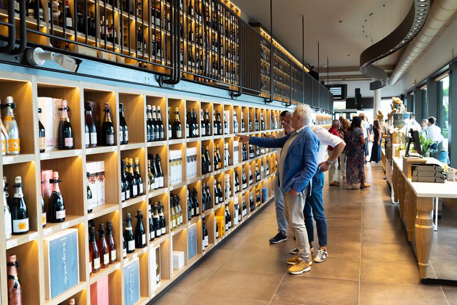 """E' a Jesolo la """"biblioteca del vino"""""""