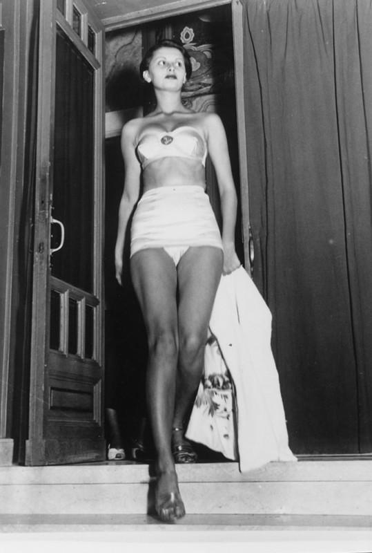 Sofia Loren, 1950