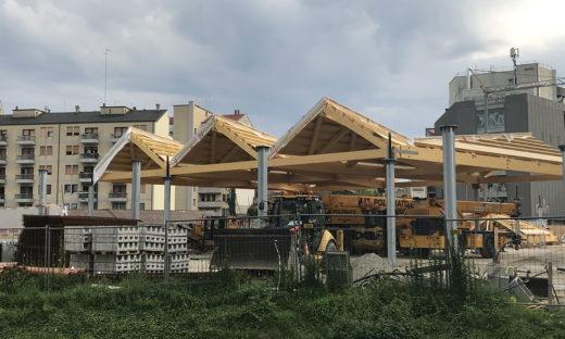 Mercato di Mestre: la nuova struttura operativa da fine ottobre