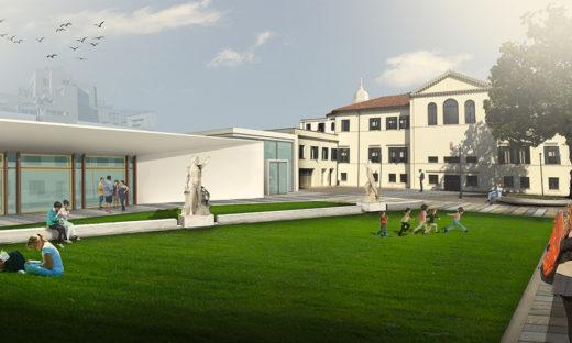 La Vez diventa più grande: al via i lavori di ampliamento della biblioteca di Mestre