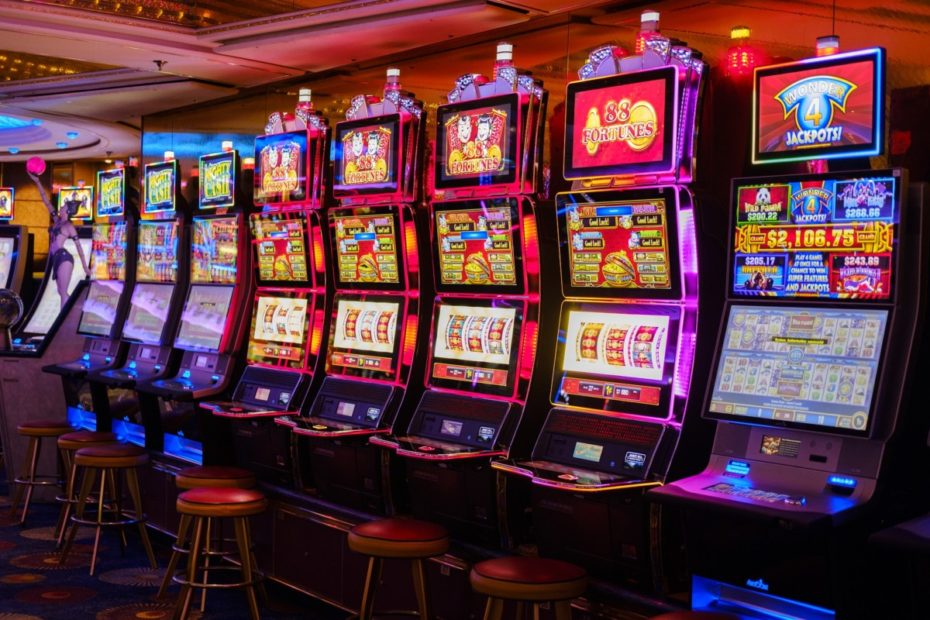 Slot Machines: lontane dagli occhi, lontane del cuore