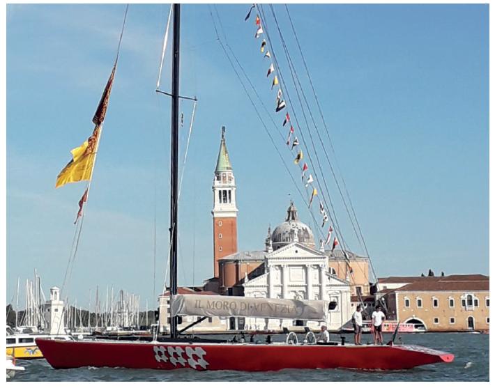 Trent'anni di Moro di Venezia. Le celebrazioni in Italia