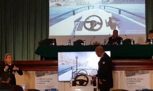 Educazione nautica: col simulatore, approda alle superiori