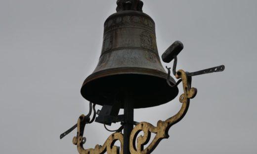 Ore 12 (e 30): la campana di Piazza Ferretto è tornata a suonare