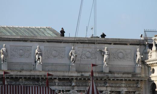Eventi in sicurezza: il modello Venezia