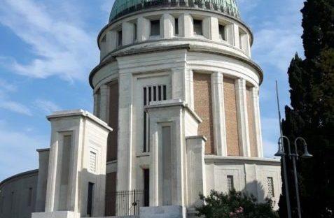 Il Tempio Votivo del Lido di Venezia di nuovo aperto al pubblico