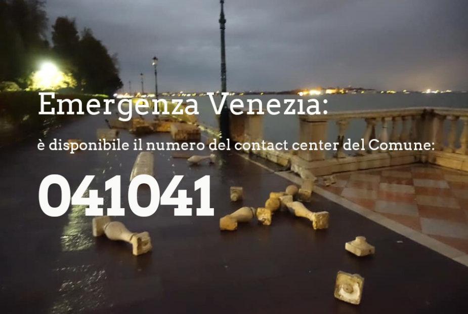 Acqua alta devastante: a Venezia la notte più lunga.