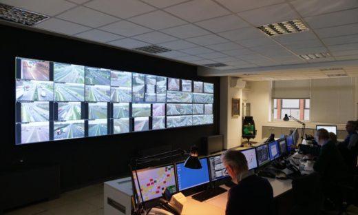 Il grande occhio del Tronchetto: da lì coordinati servizi ed emergenze