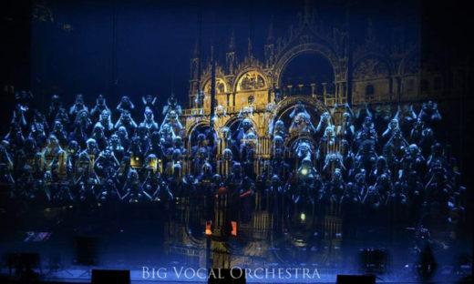 Grande Concerto a Venezia: la Big Vocal Orchestra in Piazza San Marco
