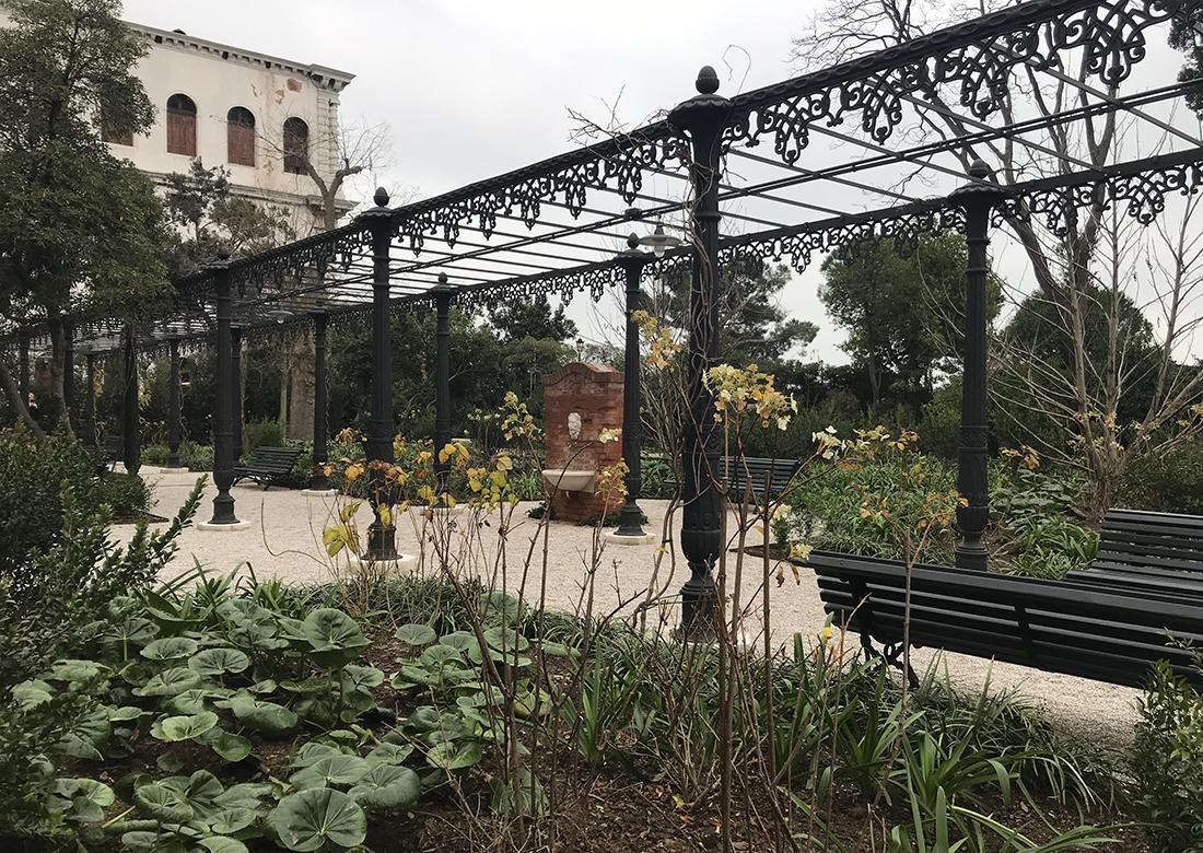 Ai giardini reali di San Marco le serre si trasformeranno in biblioteche