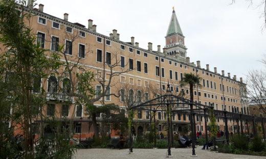 Venezia: riaperti al pubblico i Giardini Reali a San Marco