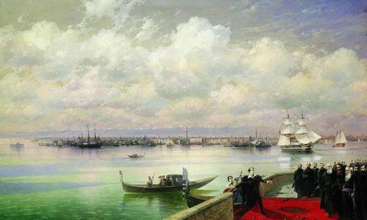 """Lord Byron. La bizzarra vita a Venezia dell' """"inglese pazzo"""""""