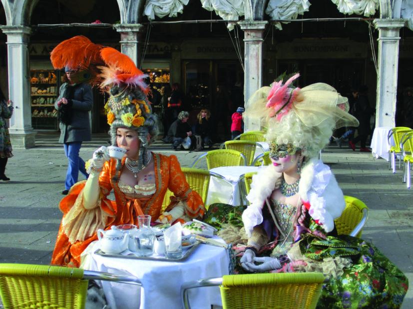 Carnevale a Venezia: diciotto giorni di festa