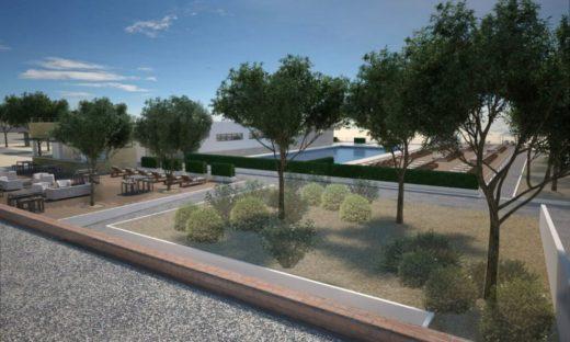 Lido di Venezia: al Blue Moon la prima piscina sulla spiaggia